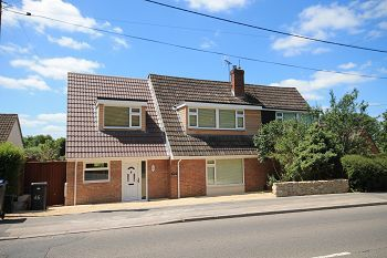 Thumbnail 4 bed semi-detached house to rent in 46 Copheap Lane, Warminster, Wiltshire