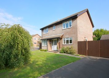 Thumbnail 4 bed detached house for sale in Ash Grove, Everton, Lymington, Hampshire