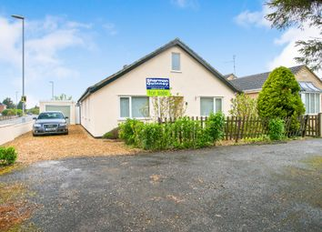 Thumbnail 3 bed detached bungalow for sale in Jobs Lane, March