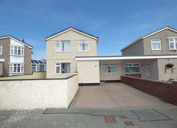 Thumbnail 4 bed semi-detached house for sale in Cae Braenar, Holyhead, Sir Ynys Mon