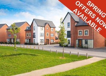 """Thumbnail 1 bedroom flat for sale in """"Loughton"""" at Prior Deram Walk, Coventry"""