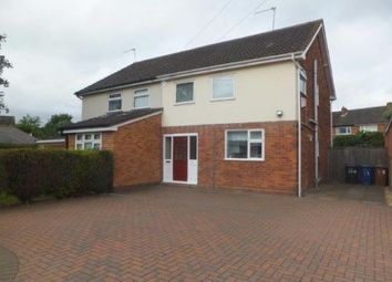 Thumbnail 3 bed semi-detached house to rent in Burton Old Road, Streethay