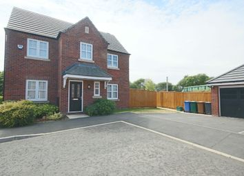 Thumbnail 4 bed detached house for sale in Almond Drive, Coppull, Chorley