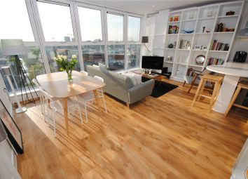Thumbnail 2 bed flat for sale in Canside, Meadow Walk, Chelmsford, Essex