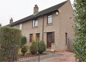 Thumbnail 3 bedroom end terrace house for sale in Balmullo Square, Dundee