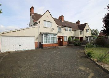 Thumbnail 4 bedroom semi-detached house for sale in Manor Road, Chellaston, Derby