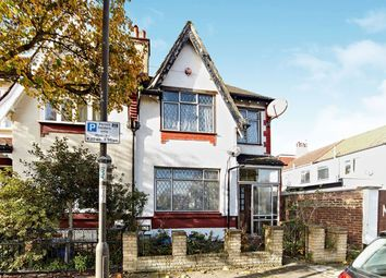 Thumbnail 3 bed property for sale in Jersey Road, London