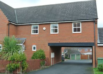 Thumbnail 1 bed property for sale in The Saplings, Madeley, Telford, Shropshire.