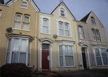 Thumbnail 6 bed shared accommodation to rent in King Edward Road, Brynmill, Swansea