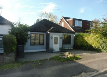 Thumbnail 3 bed detached bungalow for sale in Alexandra Road, Well End, Borehamwood