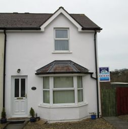 Thumbnail 2 bed semi-detached house to rent in Brookdale, Saundersfoot