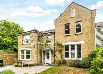 Thumbnail 4 bed end terrace house for sale in Mill Hill Road, London