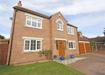 Thumbnail 5 bed detached house for sale in Dovecote Estate, Rippingale, Bourne