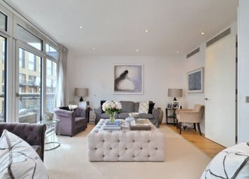 Thumbnail 4 bed flat to rent in Hepworth Court, Grosvenor Waterside, Chelsea