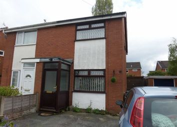 Thumbnail 2 bed semi-detached house to rent in Broad Meadow, Lostock Hall, Preston