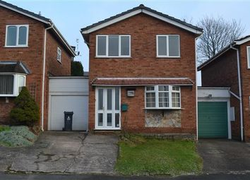 Thumbnail 3 bed detached house to rent in Martingale Close, Walsall