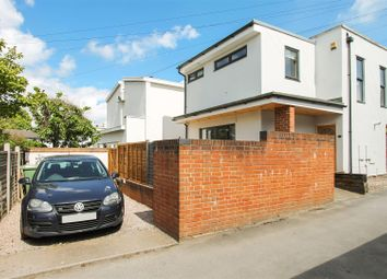 Thumbnail 3 bedroom detached house for sale in Queens Road, Cheltenham