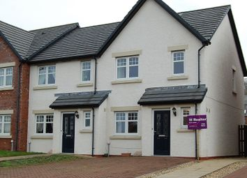 Thumbnail 3 bed end terrace house for sale in 33 Sydney Gardens, Lockerbie, Dumfries And Galloway.