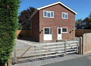 Thumbnail 4 bed detached house for sale in Conifer Close, Whitehill, Bordon