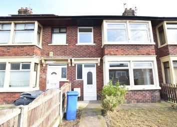 Thumbnail 3 bed terraced house to rent in Whinfield Avenue, Fleetwood