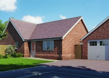 Thumbnail 3 bed detached bungalow for sale in Plot 6 'old Stables', Walton Road, Kirby-Le-Soken, Frinton-On-Sea, Essex
