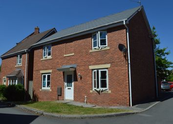 Thumbnail 4 bed detached house to rent in Dorney Road, Swindon