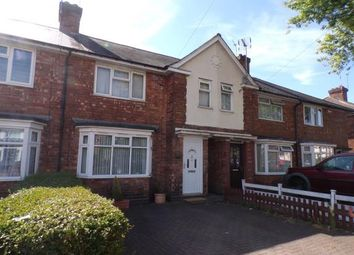 Thumbnail 3 bed terraced house for sale in Ellerton Road, Kingstanding, Birmingham, West Midlands