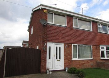 Thumbnail 3 bed semi-detached house for sale in West View, Bottesford, Scunthorpe