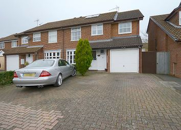 Thumbnail 5 bed semi-detached house for sale in Doddington Close, Reading, Berkshire