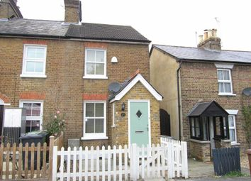 Thumbnail 2 bed end terrace house for sale in Park Road, Bushey