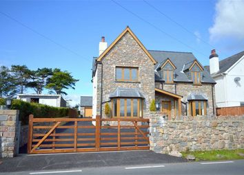 Thumbnail 5 bed detached house for sale in Tirmynydd Road, Fairwood, Swansea