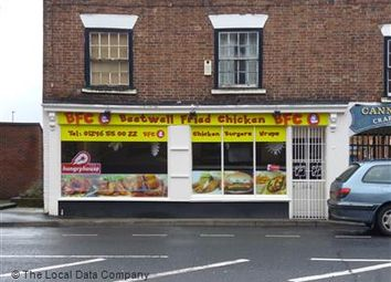 Thumbnail Restaurant/cafe for sale in Beetwell Street, Chesterfield