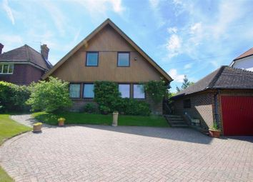 Thumbnail 4 bed detached house for sale in Wellgreen Lane, Kingston, Lewes
