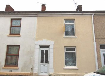 Thumbnail 2 bed terraced house for sale in Dillwyn Street, Llanelli