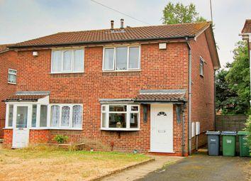 2 bed semi-detached house for sale in Gordon Close, Tividale, Oldbury B69