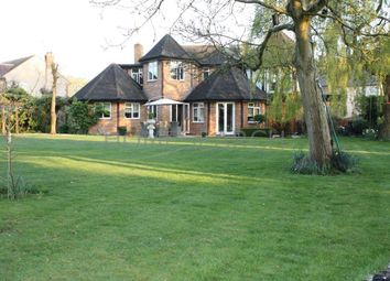 Thumbnail 5 bed detached house for sale in Clevehurst Close, Stoke Poges, Slough