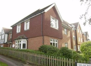 Thumbnail 2 bed flat to rent in Elmcroft Drive, Chessington