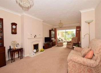 Thumbnail 3 bed semi-detached house for sale in Carew Close, Old Coulsdon, Surrey