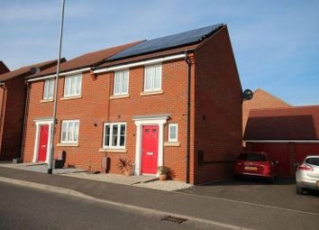 Thumbnail 3 bed detached house for sale in Lord Nelson Drive, New Costessey, Norwich