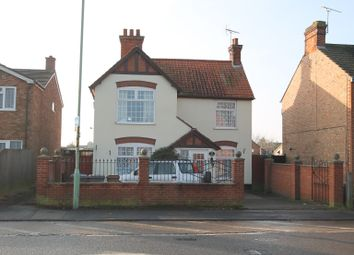 Thumbnail 5 bedroom detached house for sale in High Road, Trimley St Mary