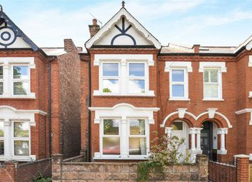 Thumbnail 4 bed property to rent in Newburgh Road, London