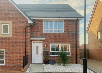 2 bed semi-detached house for sale in Magnolia Drive, Newcastle Upon Tyne NE5