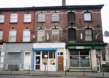 Thumbnail 1 bedroom flat to rent in Prescot Road Flat B, Fairfield, Liverpool