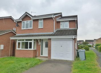 Thumbnail 4 bedroom detached house for sale in Losecoat Close, Stamford