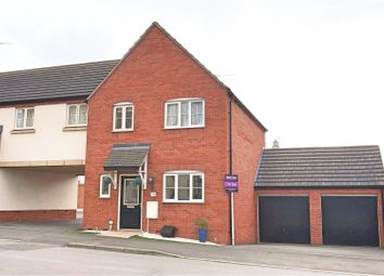 Thumbnail 3 bed semi-detached house for sale in Vaughan Williams Way, Swindon