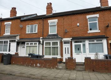 Thumbnail 3 bedroom terraced house to rent in Milner Road, Selly Park, Birmingham, Birmingham