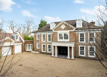 The Warren, Kingswood, Tadworth KT20. 6 bed detached house