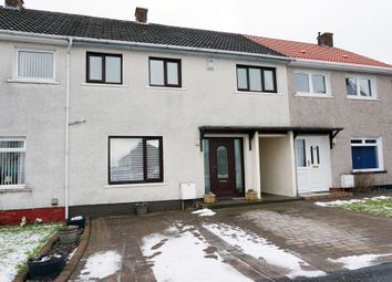 Thumbnail 3 bed terraced house for sale in Culross Place, West Mains, East Kilbride