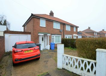 3 bed semi-detached house for sale in Curtis Road, North City NR6