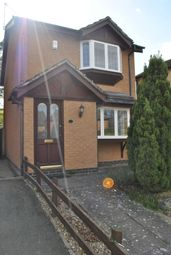 Thumbnail 3 bed detached house to rent in Jackson Close, Oadby